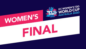 T20 cricket world final on 8 March in Melbourne