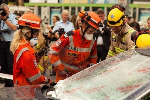 emergency first responders